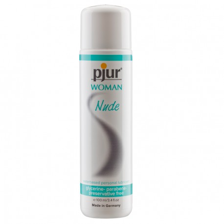 Lubricante Woman Sensitivo - Pjur nude Woman (100ml)