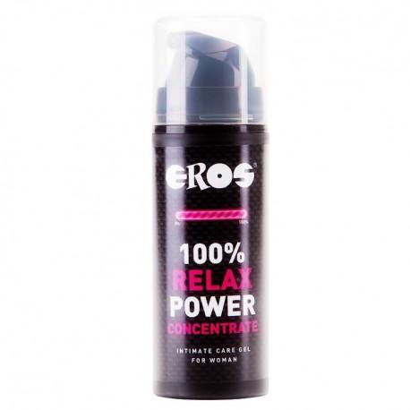 Spray 100% RELAX mujer - EROS (30ml)