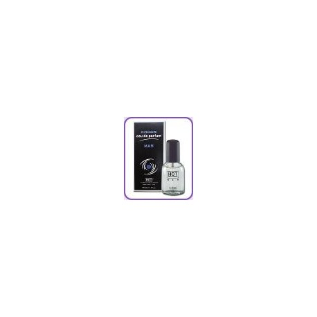 Perfume HOT Man (feromonas)