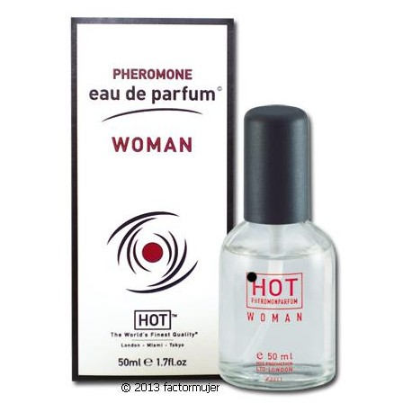 Perfume HOT Woman (feromonas)