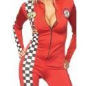 Disfraz chica de carreras