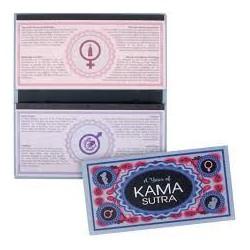 Juego de Cartas 52 trucos sexuales - Kama Sutra