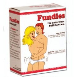 Fundies - Ropa interior para 2