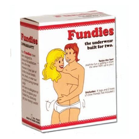 Fundies - Ropa interior para 2