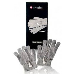 Guantes de electroestimulos Magic Gloves - Mystim