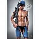 Disfraz de policia sexy hombre - 022
