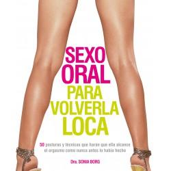 Libro Sexo oral para volverla loca