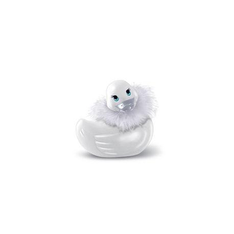 Pato vibrador París MINI - blanco