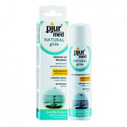 Lubricante PJUR MED NATURAL (100ml)