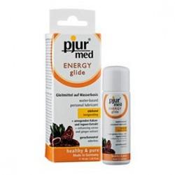 Lubricante energizante Pjur Med Energy (100ml)