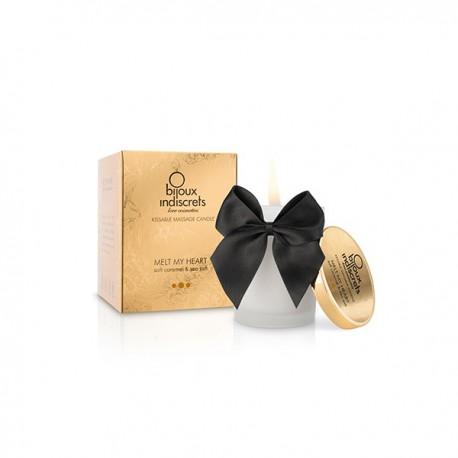 Vela de masaje de Caramelo Bijoux
