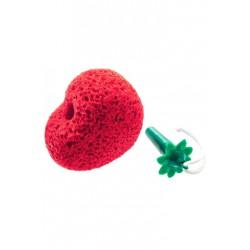 Esponja fresa + vibrador