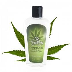 Lubricante denso calor de Cannabis