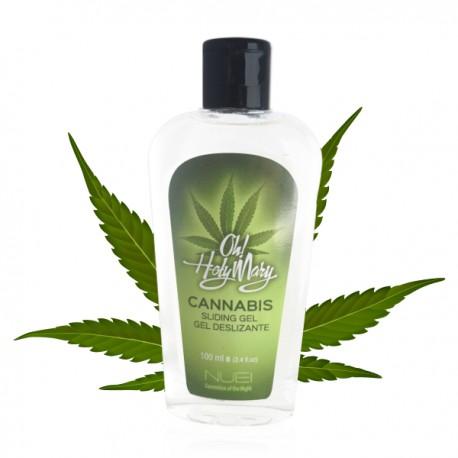 Lubricante de Cannabis