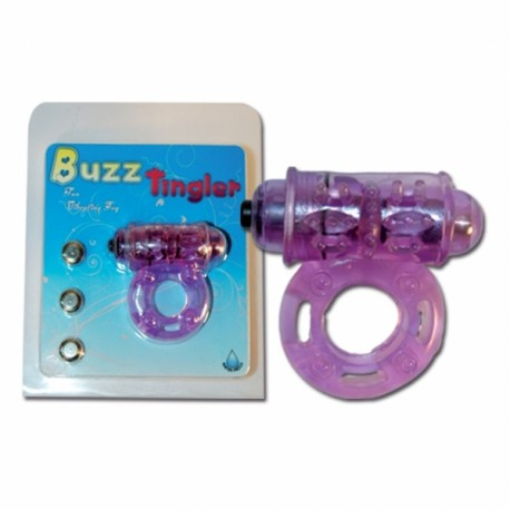 Anillo vibrador Buzz Tingler