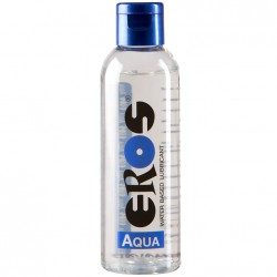 Lubricante Eros médico AQUA denso (100ml)