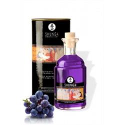 Aceite estimulante Shunga - ORGY OF GRAPES (uva)