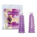 Fundas para dedos (estimuladoras clítoris)