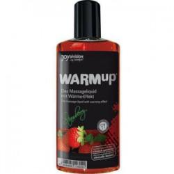 Aceite comestible efecto calor WarmUp - sabor FRESA