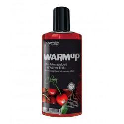 Aceite comestible efecto calor WarmUp - sabor CEREZA