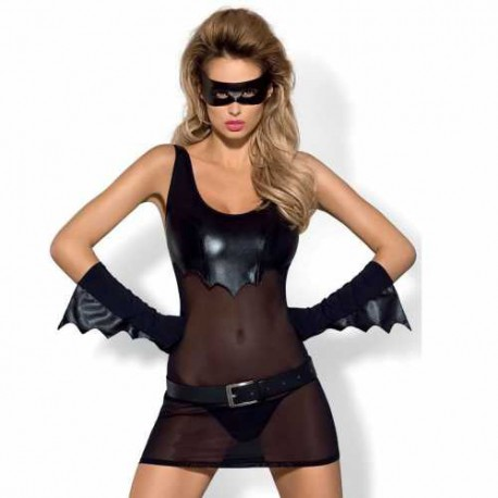 Disfraz Batwoman Obsessive. BATTY