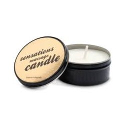 Sensations Massage Candle - VELA DE MASAJE BIJOUX