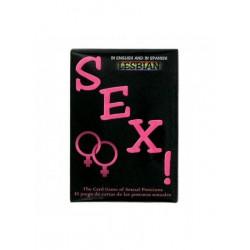 Juego cartas !Sexo! Lesbiano