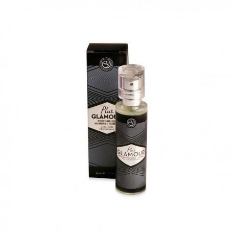Perfume masculino feromonas - GLAMOUR (50ml)