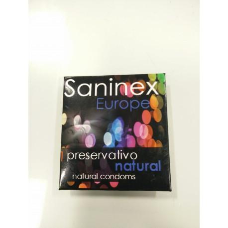 Preservativo Saninex - NATURAL (1)