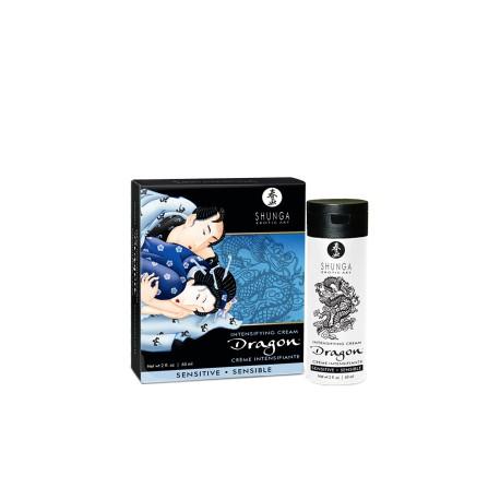 Crema unisex Shunga Dragon Virilizante - Sensible