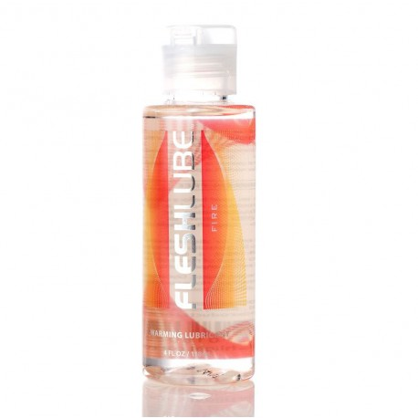 Lubricante FleshLight - Efecto calor (100ml)