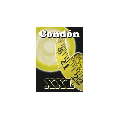 Condón Condomi XXL (1)