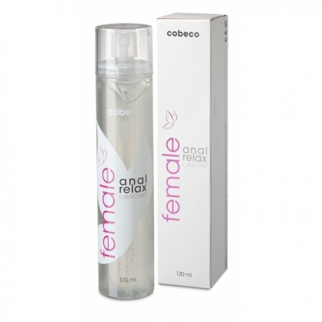 Lubricante Female Anal Relax (120ml)