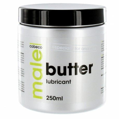 Lubricante MALE Butter Lubricant (250ml)