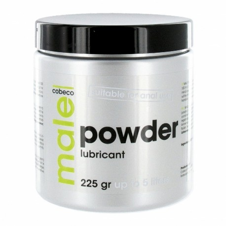 Lubricante MALE Powder - lubricante en polvo (225gr)