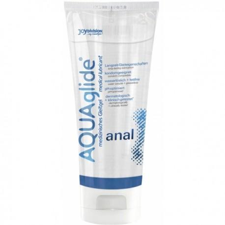 Lubricante AquaGlide anal (100ml)