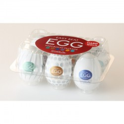 Huevera Tenga egg - Hard Boiled