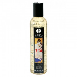 Aceite de masaje Shunga EXCITATION (naranja)