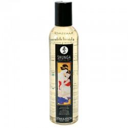 Aceite de masaje Shunga STIMULATION (melocotón)