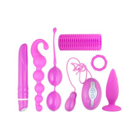 Kit de juguetes alta calidad APHRODISY (7 piezas)