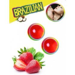 Brazilian balls tarro - aroma FRESA (6)