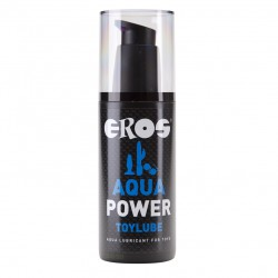 Lubricante Eros Aqua Power TOYLUBE - larga duración (125 ml)