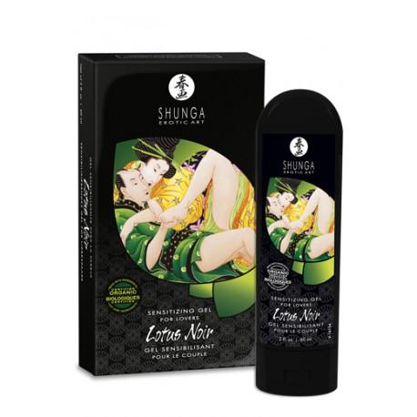 Crema estimulante Lotus Noir - Shunga