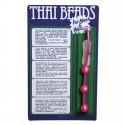 Tira anal - Thai beads