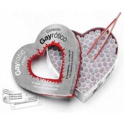 Corazón Gayrótico - Juego