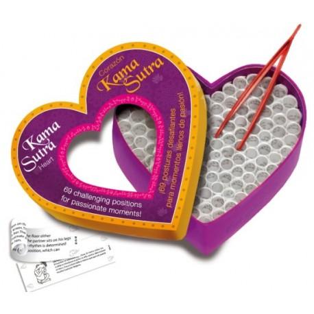 Corazón Kama Sutra - Juego