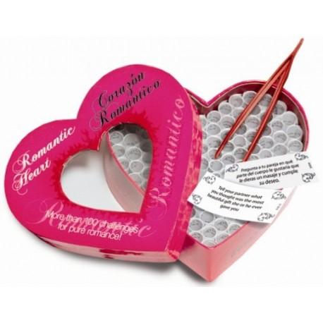 Corazón Romántico - Juego