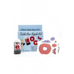 Set estimulación pezones -Tickle Nipple Kit