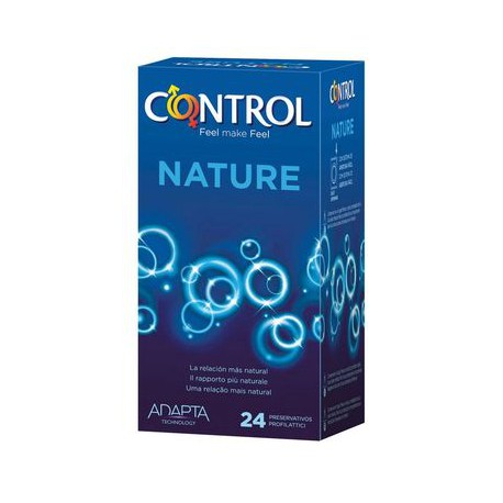 Condón Control Adapta Natural (24)