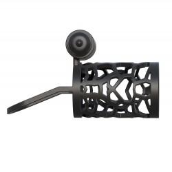 Funda anillo vibrador silicona - THICK DICK negro